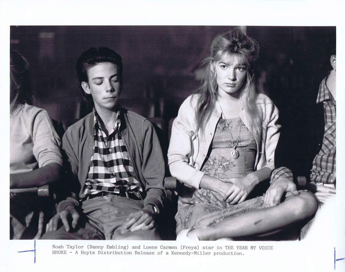 EVIL ANGELS Movie Still Sam Neill Meryl Streep Lindy Chamberlain Dingo