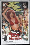 *** Test Original US One sheet Movie poster