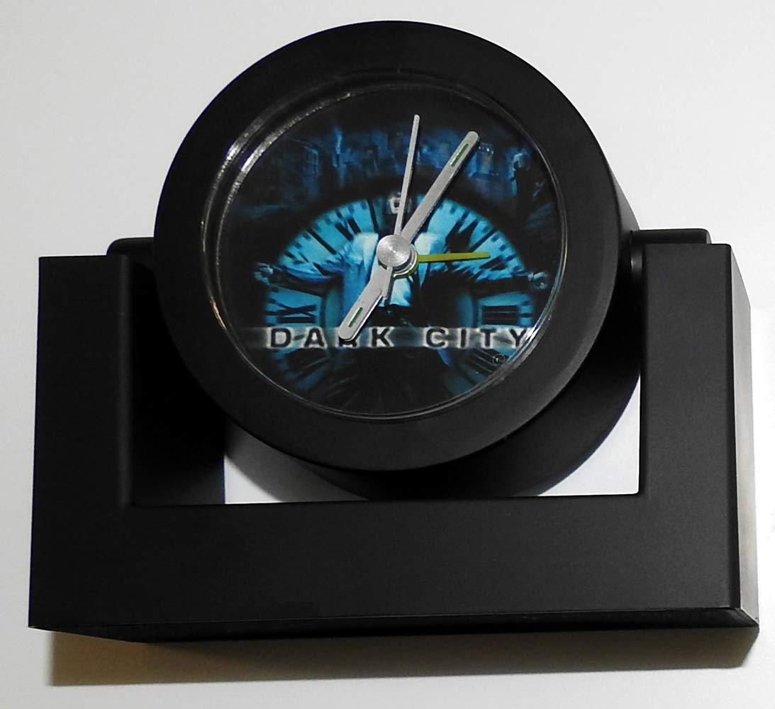 DARK CITY Promotional Alarm Clock Still in Box