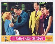 BILLIE Original Lobby Card 7 Patty Duke Jim Backus