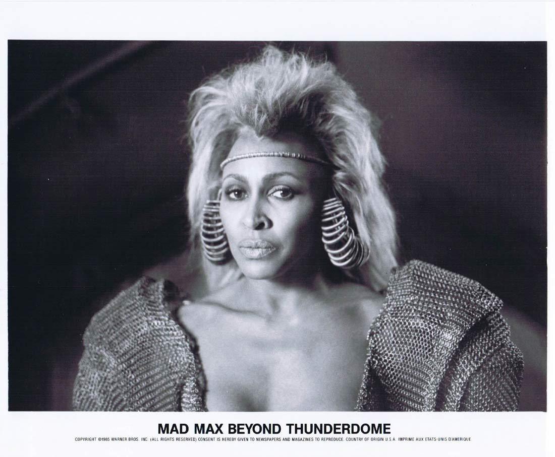 MAD MAX BEYOND THUNDERDOME Original Movie Still 14 Mel ...