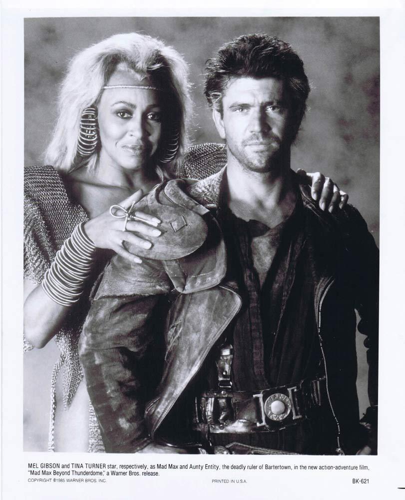 MAD MAX BEYOND THUNDERDOME Original Movie Still 3 Mel Gibson Tina Turner