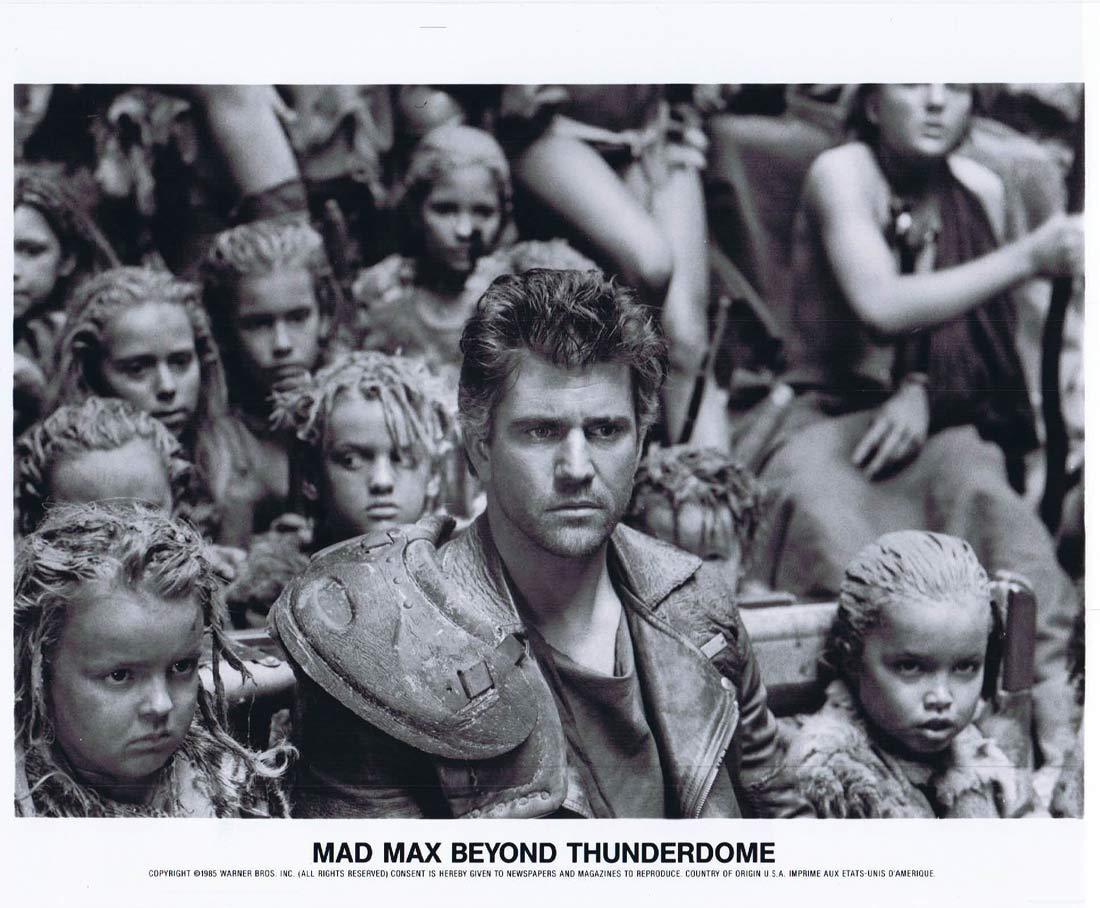 MAD MAX BEYOND THUNDERDOME Original Movie Still 4 Mel Gibson Tina Turner