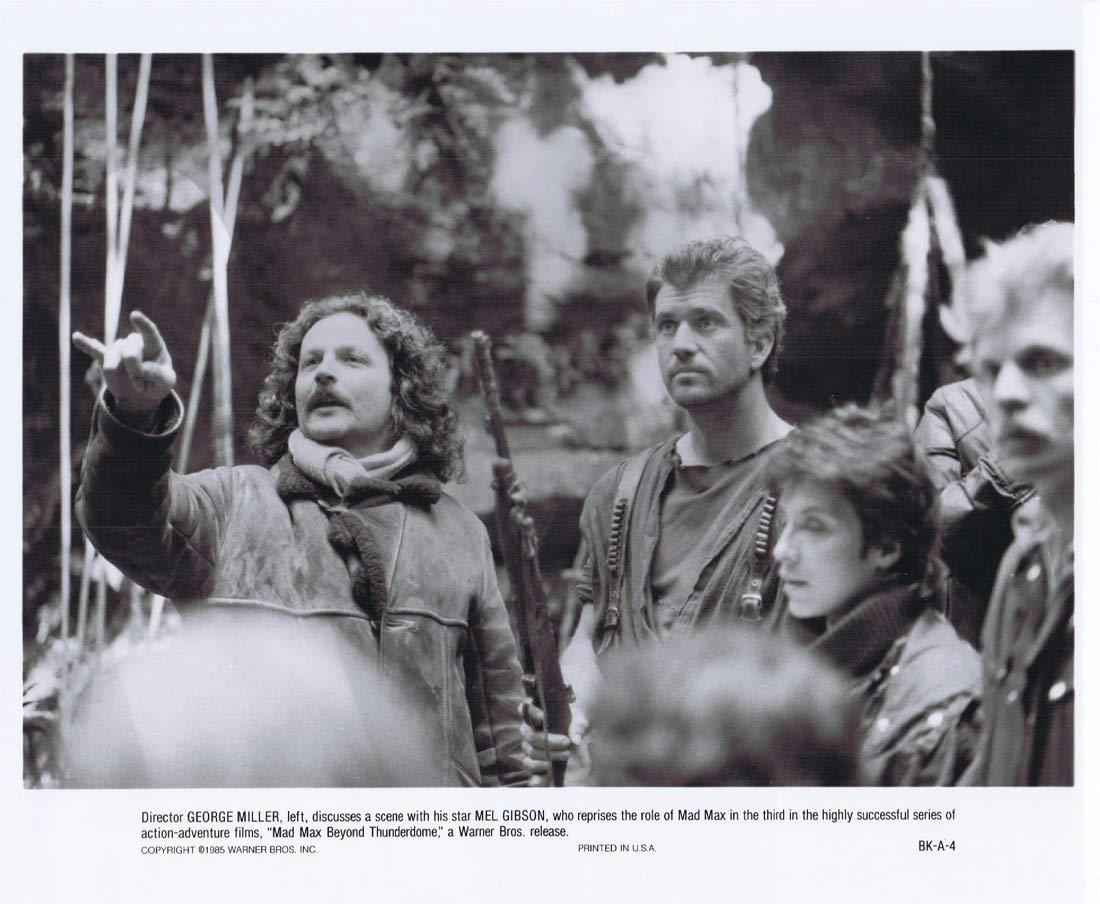 MAD MAX BEYOND THUNDERDOME Original Movie Still 7 Mel Gibson Tina Turner