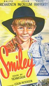 OPENING NIGHT in Sydney for the Australian film SMILEY starring Colin Petersen image