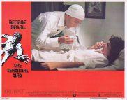 THE TERMINAL MAN Original Lobby Card 3 George Segal