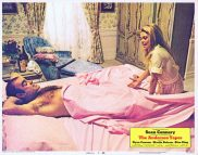 THE ANDERSON TAPES Original Lobby Card 2 Sean Connery Dyan Cannon