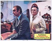 THE ANDERSON TAPES Original Lobby Card 4 Sean Connery Dyan Cannon