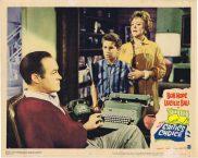 CRITIC'S CHOICE Original Lobby Card 8 Bob Hope Lucille Ball