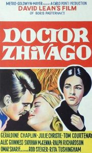 DOCTOR ZHIVAGO Daybill Movie Poster Original or Reissue? image