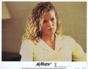 NO MERCY Original Lobby Card 5 Richard Gere Kim Basinger