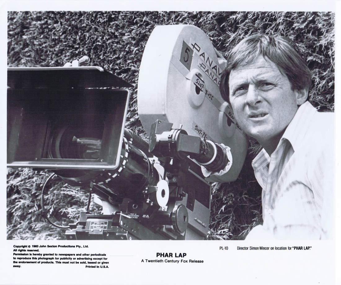 PHAR LAP Original Movie Still 31 Horse Racing Tom Burlinson