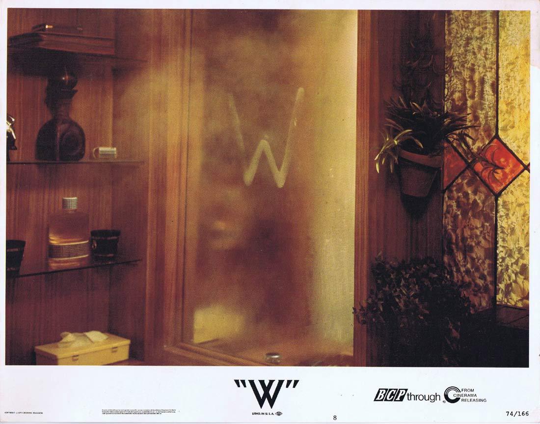 W Mark of Death Original Lobby Card 8 Twiggy Dirk Benedict