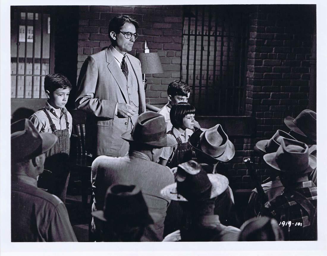 TO KILL A MOCKINGBIRD Original Movie Still 9 Gregory Peck Mary Badham