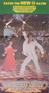 SATURDAY NIGHT FEVER Daybill Movie Poster Original or Reissue? image