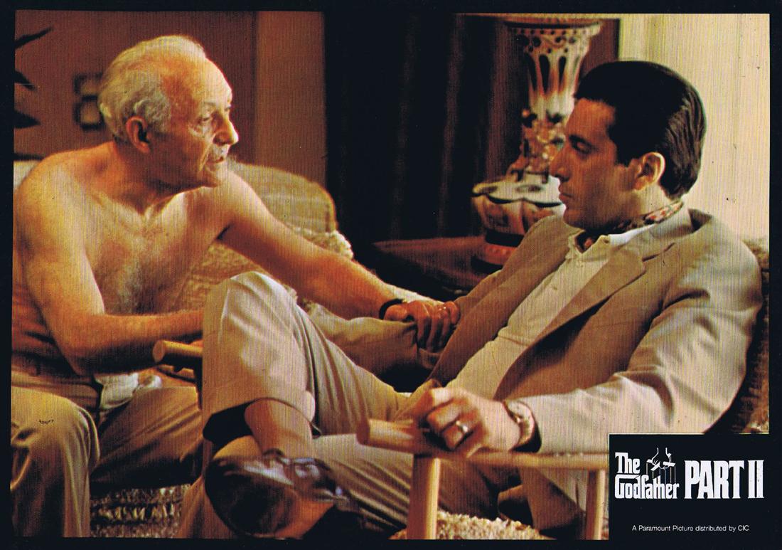 THE GODFATHER PART II Original Colour Movie Still 10 Al Pacino